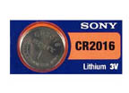 CR-2016 Battery Pair (2 Batteries)