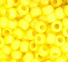 Bag of Beads-YELLOW
