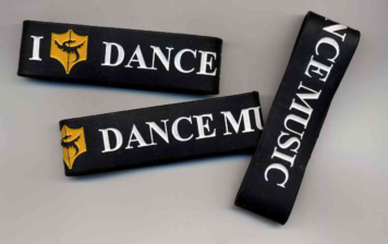 Triad Dragons Dance Music Wristband