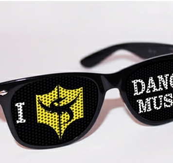 Triad Dragons - Sunglasses