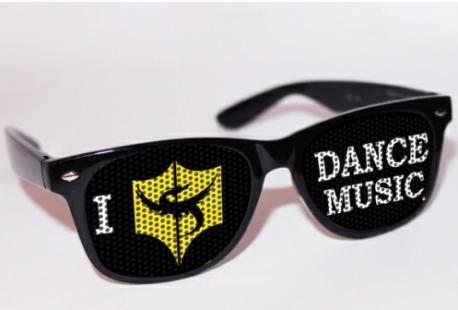 Triad Dragons - Sunglasses
