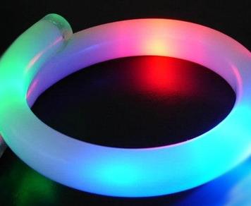 Curly LED Bracelet