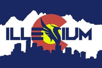 Illenium Flag
